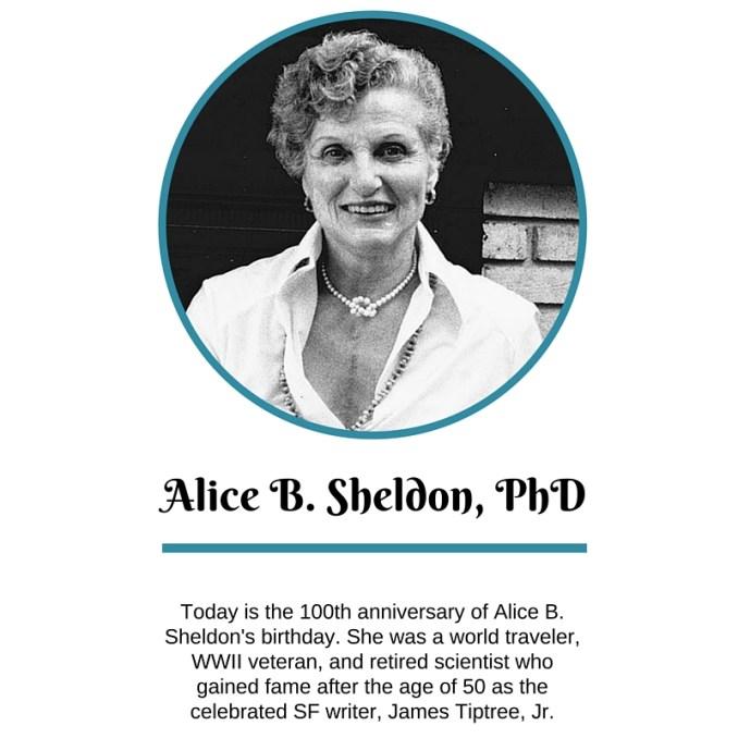 Alice B. Sheldon, PhD