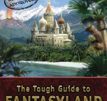 The Tough Guide to Fantasyland by Diana Wynne Jones