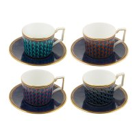 Coffee Cup Saucer Set - The Coffee Table
