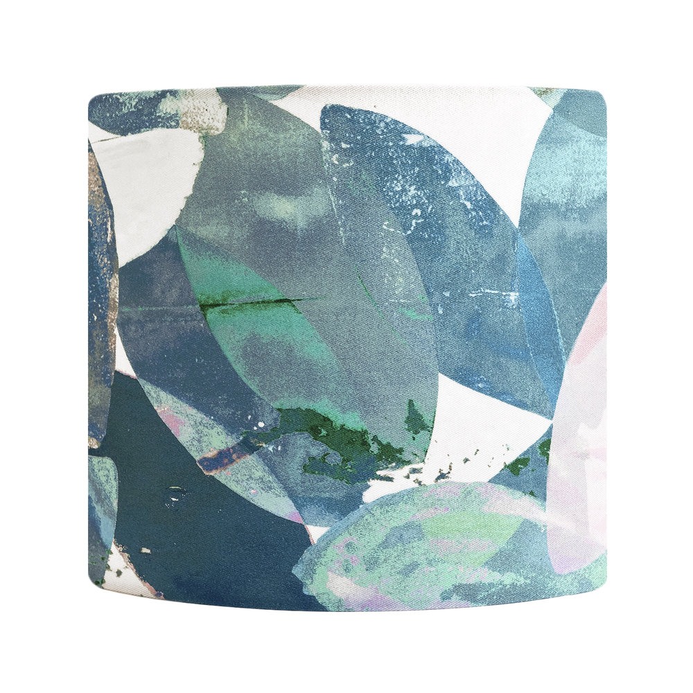 Buy Anna Jacobs Falling Leaves in Winter Lamp Shade