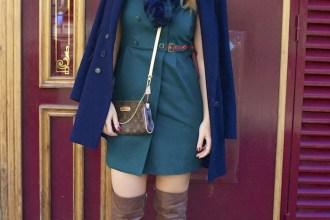 vestido nabokov amaras la moda louis vuitton bag