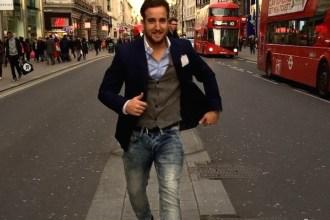 pablo mendez amaras la moda Paula Fraile Massimo dutti topman Zara London