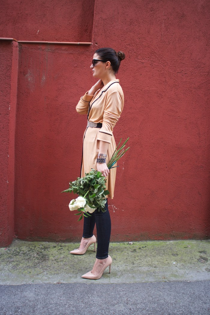 embajadora The Rubz pulseras bata Zara Paula Fraile amaras la moda flores3