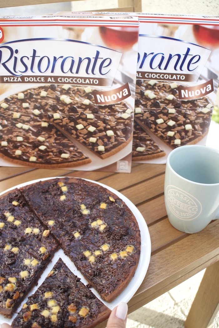 pizza oetker chocolate amaras la moda paula fraile 2