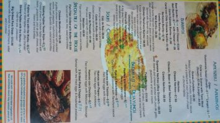 Patio Restaurant Menu | Outdoor Goods