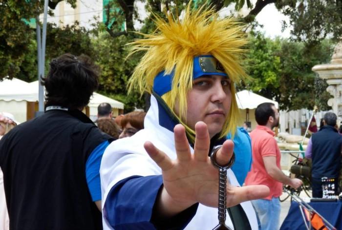 Fusione riuscita tra Goku e Giucas Casella