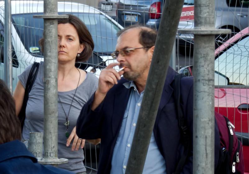 """Curzio Maltese: """"Ho parlato con Tsipras e mi ha detto che Gennaro Migliore farà la fine di Prometeo""""."""