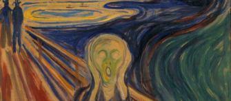 Il celebre dipinto di Edvard Munch rappresenta un'esperienza vera della vita dell'artista: l'esame di diritto privato.