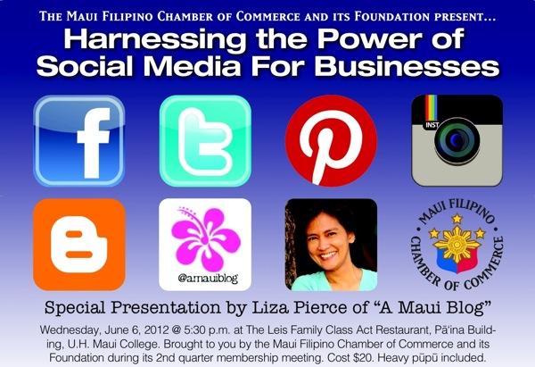 Maui Social Media