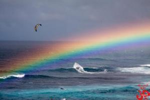 rainbow on Maui 2