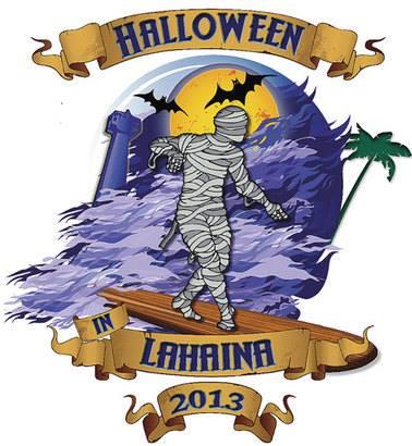 Lahaina Halloween 2013