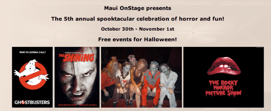 Wailuku Halloween 2013