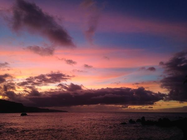 Keanae Maui Sunset 6
