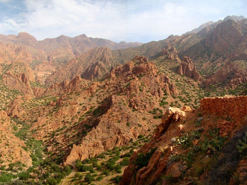 Valle del Azafrán