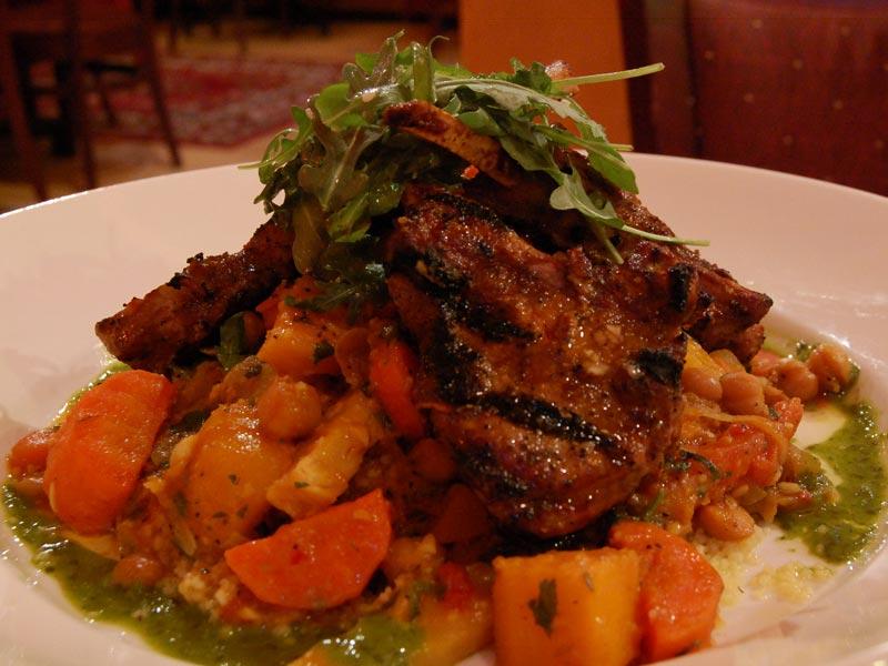 Curso de cocina marroquí