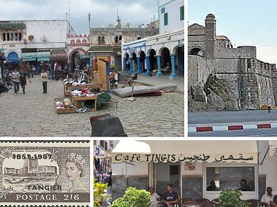 Viajes a Tanger