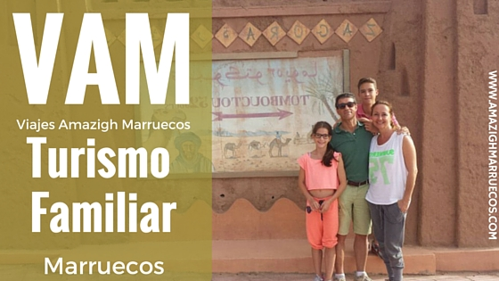 Turismo Familiar en Marruecos