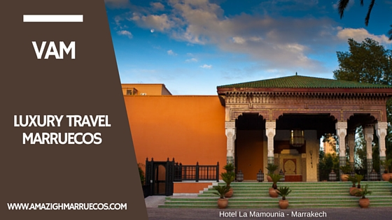 Luxury Travel Marruecos