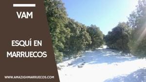 Esquí en Azrou