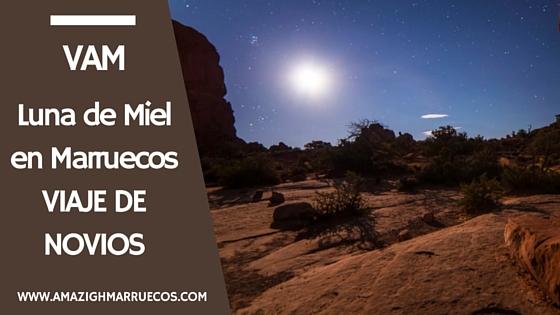 Viaje de novios - Luna de miel en Marruecos
