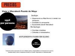 precios puente de mayo marrakech