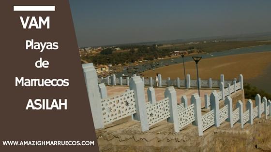 Playas de Marruecos - Asilah