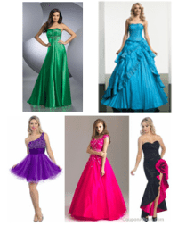 Putting Together Prom With Goodwill!