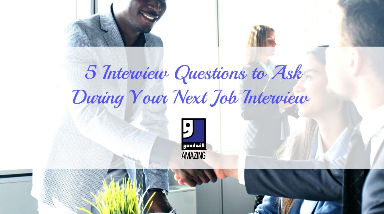 5 Interview Questions to Ask During Your Next Job Interview - questions to ask during interview