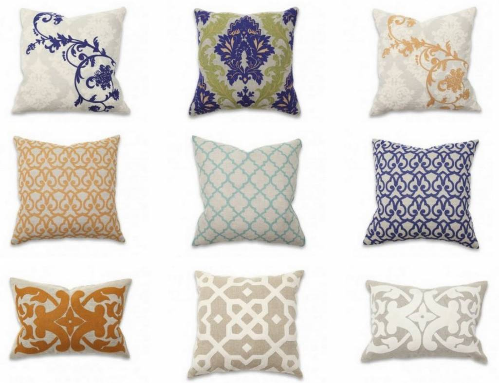 Creative pillows