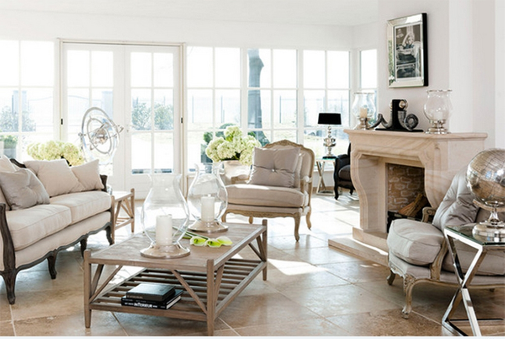 Country Living Room Furniture Ideas - modern country living room