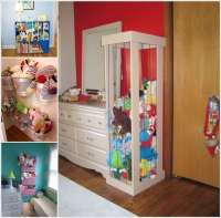 15 Cute Stuffed Toy Storage Ideas for Your Kids' Room