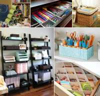 40 Clever Tricks to Organize Your Home Office