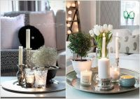 10 Awesome Coffee Table Centerpiece Ideas