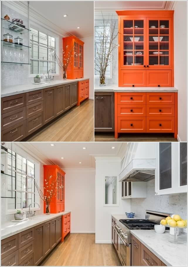Design Your Kitchen with a Cool Color Scheme 9