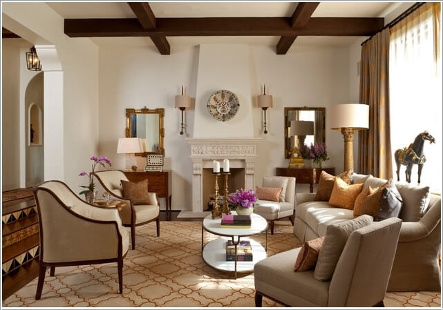 Spread Colors and Life in Your Neutral Living Room 3