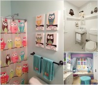 10 Cute Ideas for a Kids' Bathroom
