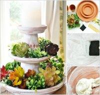 10 Creative DIY Coffee Table Centerpiece Ideas