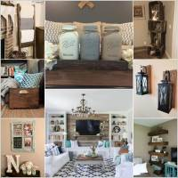 15 Rustic Decor Features to Add to Your Living Room