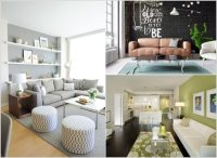 10 Creative Living Room Feature Wall Ideas