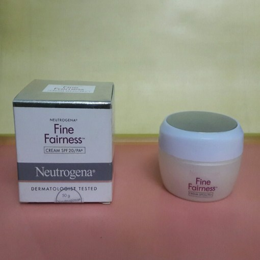 Neutrogena Fine Fairness Cream Review | Be Beautiful And Healthy!
