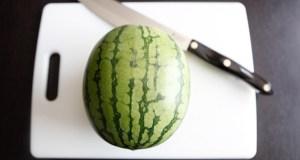 Paleo Watermelon Sorbet