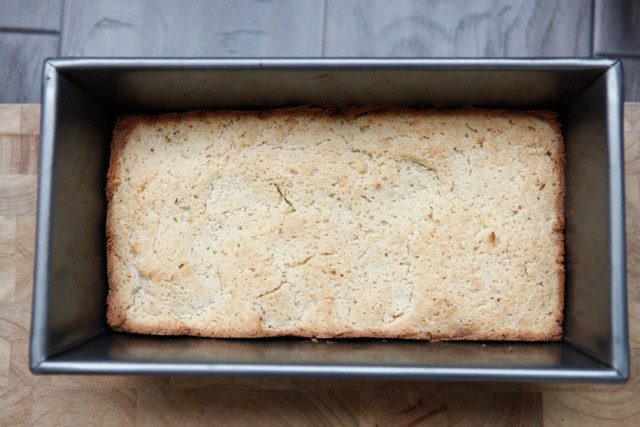 Simple Coconut Bread