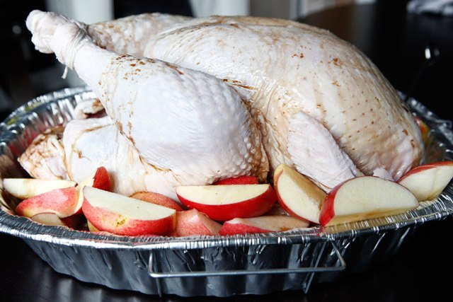 Rosemary Apple Turkey