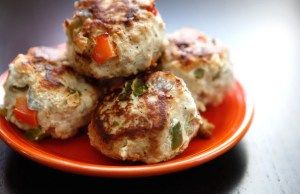 Seasoned Turkey Meatballs
