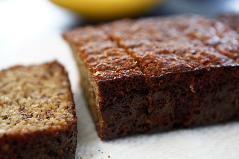Today I have a Nutty Banana Bread recipe for you to try. It's a ...