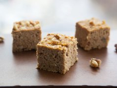 Pumpkin Walnut Protein Bars