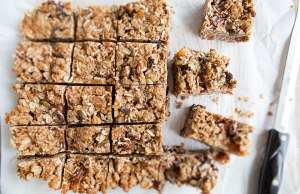 Gluten Free Breakfast Bars Recipe