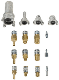 Quick Disconnect Air Hose Fittings