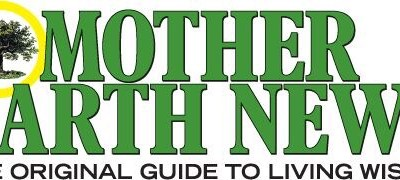 My first Blog Post for Mother Earth News!