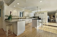 Can I install a wooden floor in my kitchen? | The Wood Floo